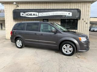 Used 2015 Dodge Grand Caravan Crew for sale in Mount Brydges, ON