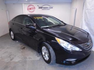 Used 2011 Hyundai Sonata for sale in Ancienne Lorette, QC