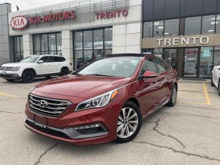 Used 2015 Hyundai Sonata 2.4L Auto Sport|PanoramicRoof|Alloys|EXTENDED WARR for sale in North York, ON