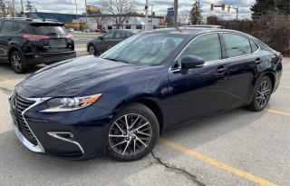 Used 2018 Lexus ES ES 350 Auto for sale in Burlington, ON
