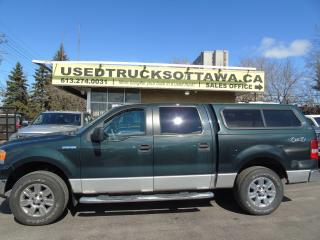 Used 2006 Ford F-150 XLT for sale in Ottawa, ON