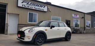 Used 2016 MINI Cooper 1 OWNER OFF LEASE-SUNROOF-LEATHER-HEATED SEATS for sale in Tilbury, ON
