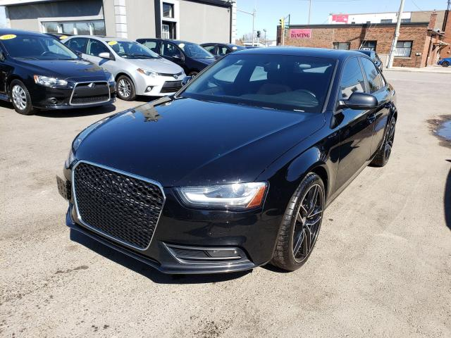 2013 Audi A4 AWD**Sunroof*Leather*Heated Seats*Clean Carfax**