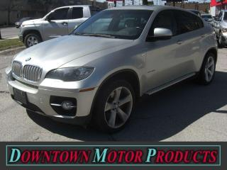 Used 2009 BMW X6 50i for sale in London, ON