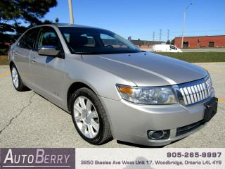 Used 2007 Lincoln MKZ AWD - 3.5L for sale in Woodbridge, ON