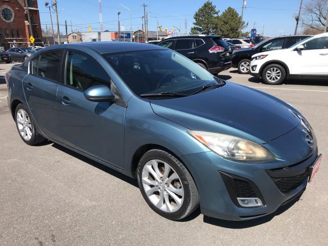 2011 Mazda MAZDA3 ** BLUETOOTH , HTD LEATH, CRUISE **