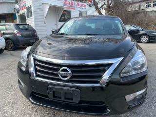 Used 2013 Nissan Altima 2013 Altima /Clean Carfax /Safety Certifiction included Asking Price for sale in Toronto, ON