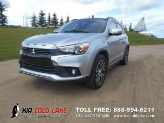 Used 2017 Mitsubishi RVR SE Limited Edition for sale in Cold Lake, AB