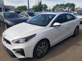 New 2020 Kia Forte EX 4dr FWD Sedan for sale in Edmonton, AB