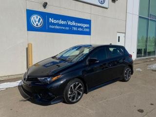 Used 2017 Toyota Corolla iM HATCHBACK CVT MANUAL for sale in Edmonton, AB