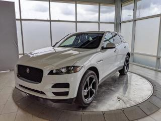 New 2020 Jaguar F-PACE ACTIVE COURTESY VEHICLE for sale in Edmonton, AB