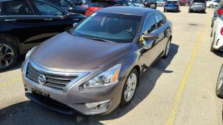 Used 2013 Nissan Altima 2.5 SV|Navi|Backup Camera|Keyless Entry|Alloys for sale in Bolton, ON