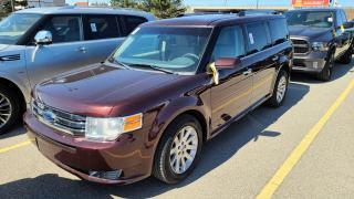 Used 2009 Ford Flex SEL|Alloys|Keyless Entry|Power Windows|Power Locks for sale in Bolton, ON