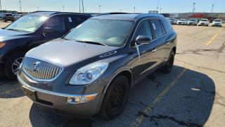 Used 2011 Buick Enclave CXL1|Leather|Dual Sunroof|2 Sets of Rims|BackupCam for sale in Bolton, ON
