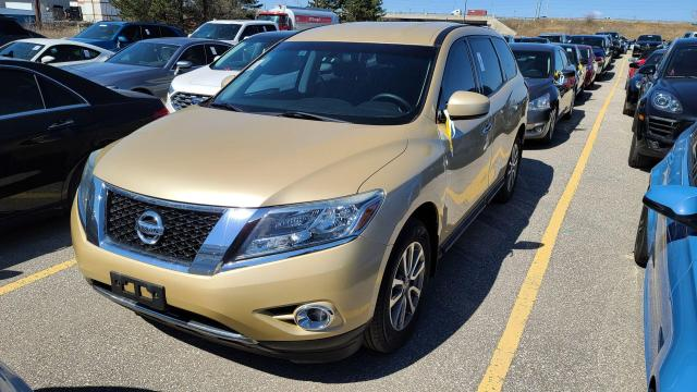 2013 Nissan Pathfinder S|Keyless Entry|Alloys|7 Seater|Power Windows