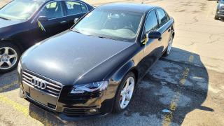 Used 2011 Audi A4 2.0T Premium Plus|Navigation|Leather|Backup Cam for sale in Bolton, ON