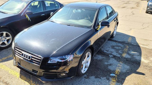 2011 Audi A4 2.0T Premium Plus|Navigation|Leather|Backup Cam
