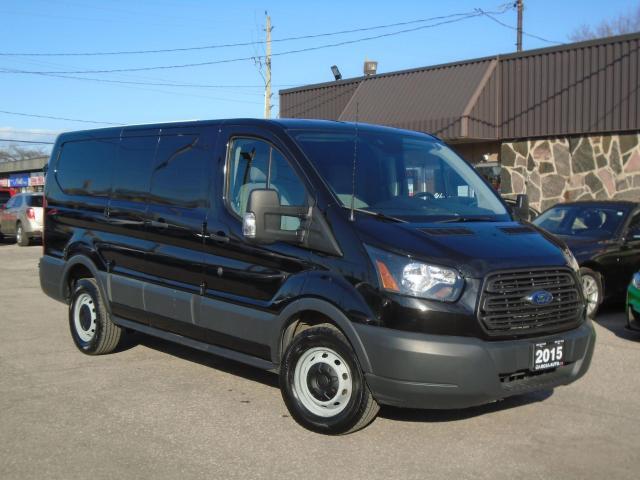 """2015 Ford Transit T-150 130"""" Low Rf 8600 GVWR LOW KM 32732KM NO ACCI"""