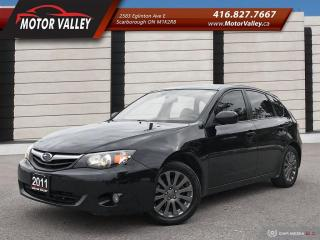 Used 2011 Subaru Impreza 2.5i w/Sport Pkg Touring AWD No Accident! for sale in Scarborough, ON