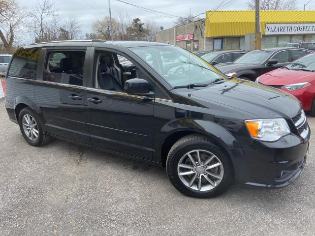 2015 Dodge Grand Caravan SXT/DVD/ NAVI/ BACKUP CAM