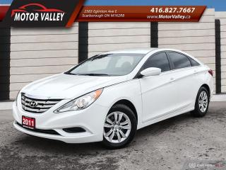Used 2011 Hyundai Sonata GL 6MT 066,369KM 1-Owner No Accident Mint! for sale in Scarborough, ON