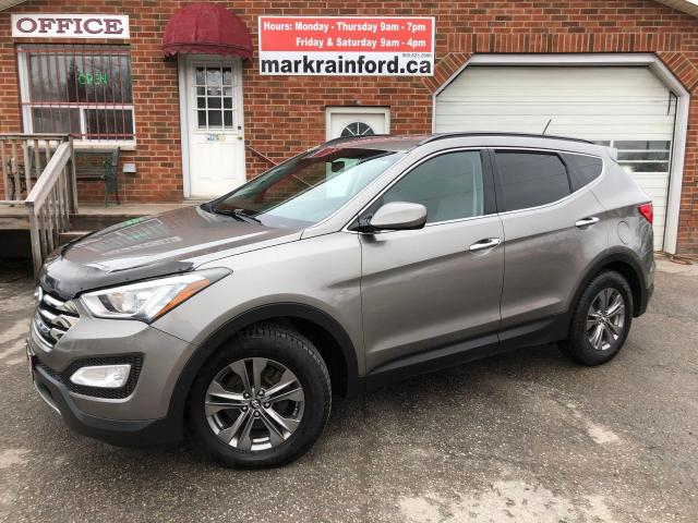 2013 Hyundai Santa Fe SPORT AWD 2.4 Heated Front & Rear Seats Bluetooth