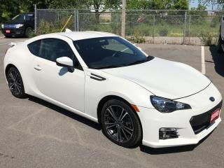 Used 2015 Subaru BRZ Sport-tech ** NAV, HTD LEATH, BLUETOOTH ** for sale in St Catharines, ON
