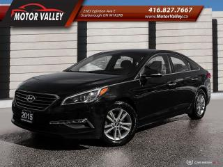 Used 2015 Hyundai Sonata 2.4L GLS BLIND SPOT ASSIST - B.UP CAM! for sale in Scarborough, ON