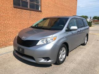 Used 2011 Toyota Sienna 7 PASSENGER/NO ACCIDENTS for sale in Oakville, ON