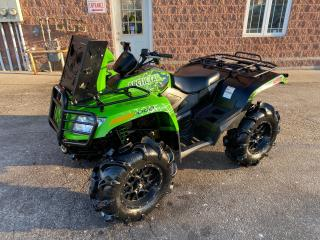 Used 2014 ARCTIC CAT 1000 EFI MUD PRO ATV HIGH LIFTER/FINANCING & WARRANTY AVAILABLE for sale in Cambridge, ON
