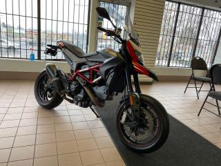 Used 2015 Ducati Hypermotard SP 821/FINANCING & WARRANTY AVAILABLE for sale in Cambridge, ON