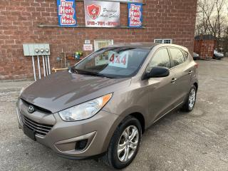 Used 2012 Hyundai Tucson AWD/2.4L/ONE OWNER/NO ACCIDENTS/CERTIFIED for sale in Cambridge, ON