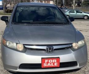 Used 2007 Honda Civic DXG for sale in Scarborough, ON