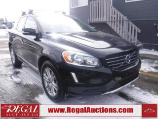 Used 2015 Volvo XC60 T5 4D UTILITY FWD for sale in Calgary, AB