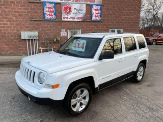 Used 2014 Jeep Patriot North/4X4/2.4L/ONE OWNER/NO ACCIDENTS/SAFETY INCL for sale in Cambridge, ON