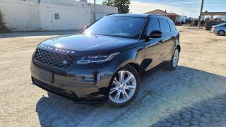 Used 2019 Land Rover Range Rover Velar Navi|CleanCarfax|Alloys|BlindSpot|Leather for sale in Bolton, ON