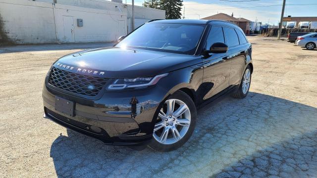 2019 Land Rover Range Rover Velar Navi CleanCarfax Alloys BlindSpot Leather