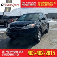 Used 2011 Honda CR-V LX for sale in Calgary, AB