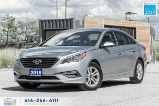 Used 2015 Hyundai Sonata 2.4L GL|Keyless Entry|Alloys|Heated Seats|PW|PL for sale in Bolton, ON
