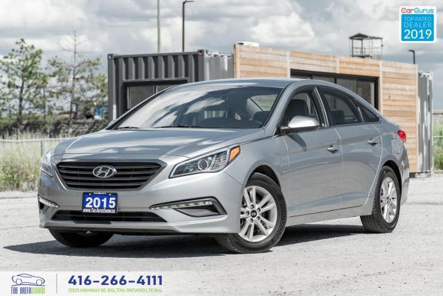2015 Hyundai Sonata 2.4L GL|Keyless Entry|Alloys|Heated Seats|PW|PL