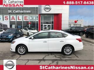 Used 2017 Nissan Sentra Off Lease for sale in St. Catharines, ON