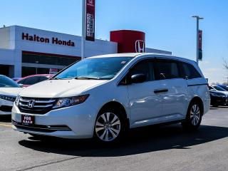 Used 2016 Honda Odyssey SE|SERVICE HISTORY ON FILE for sale in Burlington, ON