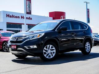 Used 2016 Honda CR-V EX AWD|NO ACCIDENTS|SERVICE HISTORY ON FILE for sale in Burlington, ON