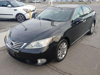 Used 2010 Lexus ES 350 ***NAVI/DUAL SUNROOF/BACK UP CAM/ONLY 74000 KMS*** for sale in Hamilton, ON