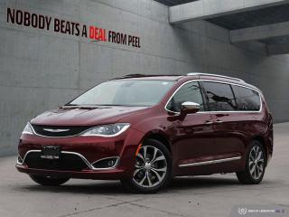 Used 2017 Chrysler Pacifica Limited*8 Passenger*Saftey-Tec*20Whls*New Brakes for sale in Mississauga, ON