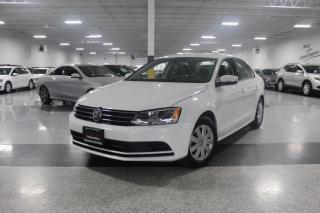 Used 2016 Volkswagen Jetta TSI I BIG SCREEN I REAR CAM I HEATED SEATS I KEYLESS ENTRY for sale in Mississauga, ON
