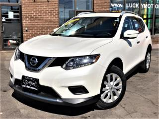 Used 2015 Nissan Rogue S-SUNROOF-CAMERA-NO ACCIDENTS-80KMS for sale in Toronto, ON