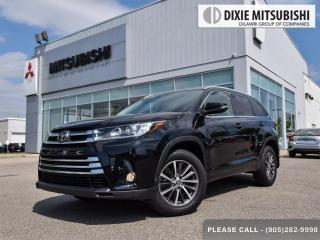Used 2017 Toyota Highlander for sale in Mississauga, ON