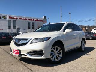 Used 2017 Acura RDX Premium Pkg - Leather - Sunroof - Rear Camera for sale in Mississauga, ON