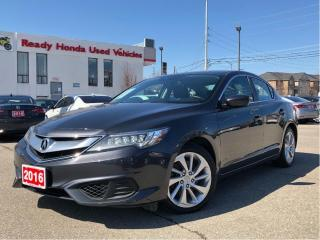 Used 2016 Acura ILX Tech Pkg - Leather - Navigation - Sunroof for sale in Mississauga, ON
